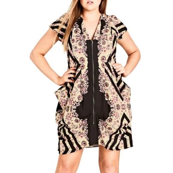 City Chic Dresses | Nordstrom Dress Sz14 | Poshmark
